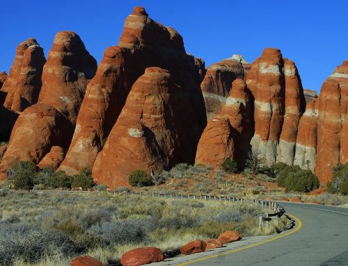 How to avoid crowds in Arches National Park