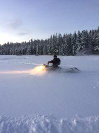 snowmobile la sals