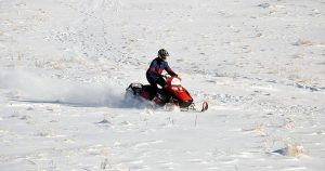 Snowmobile Guide to the La Sal Mountains