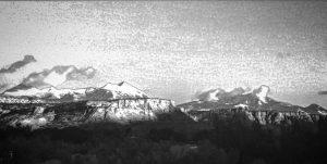 La Sals, near Moab Utah
