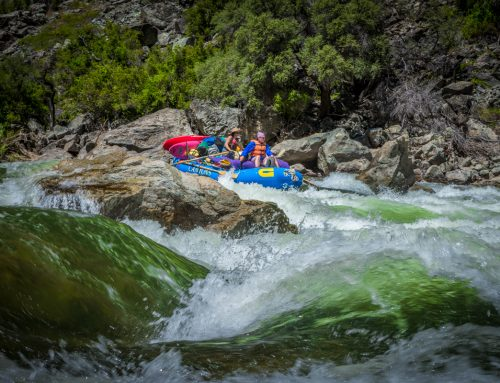 Understanding the WHITEWATER SCALE.