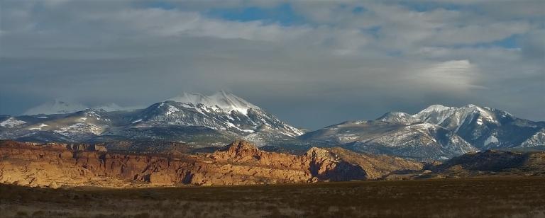 La Sal Mountain Conditions