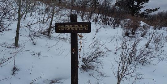 Moab & La Sal Mountain Conditions