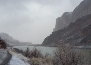 Moab Winter Recreation Condition