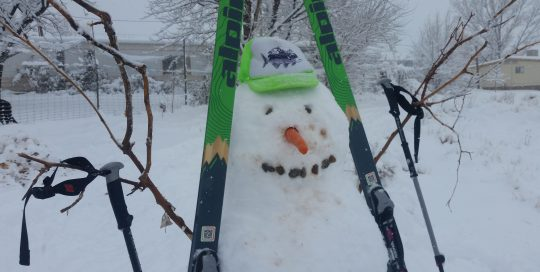 Welcome to winter from Moab GEar Trader