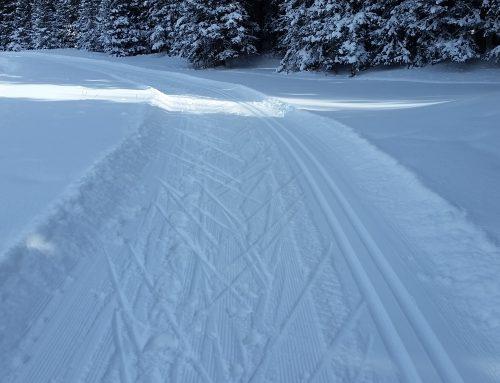 La Sal Mountain Snow Report 1-26-18