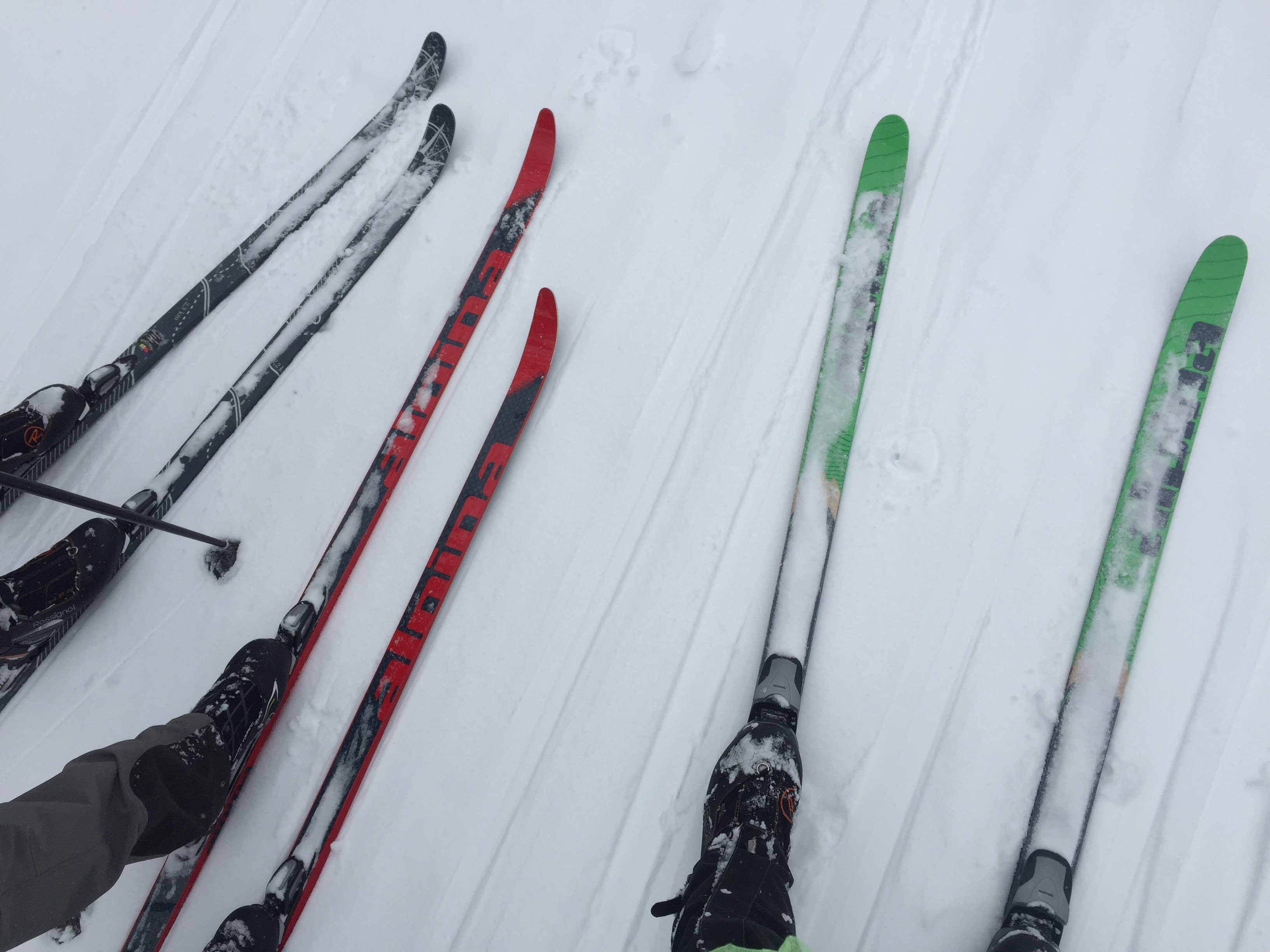 On Finding My Glide – Nordic Skiing in the La Sal Mountains