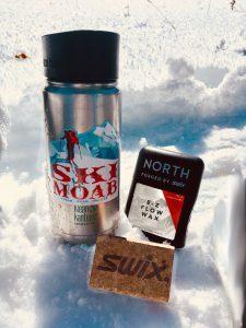 ski wax skiing