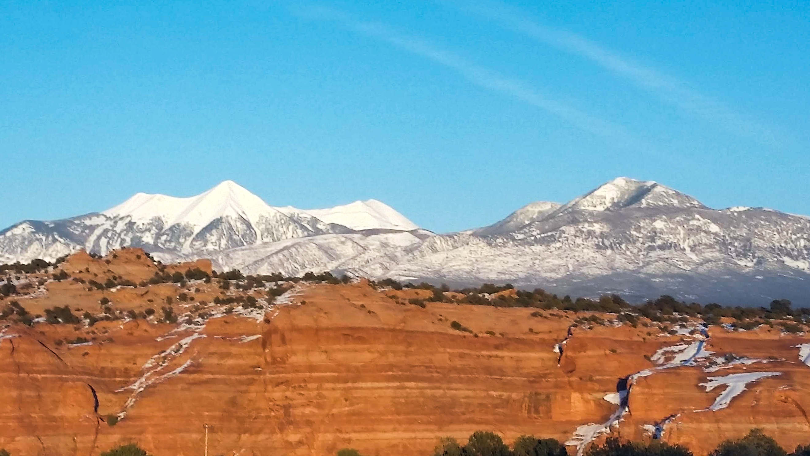 Where Did The La Sal Mountains Get Their Names?