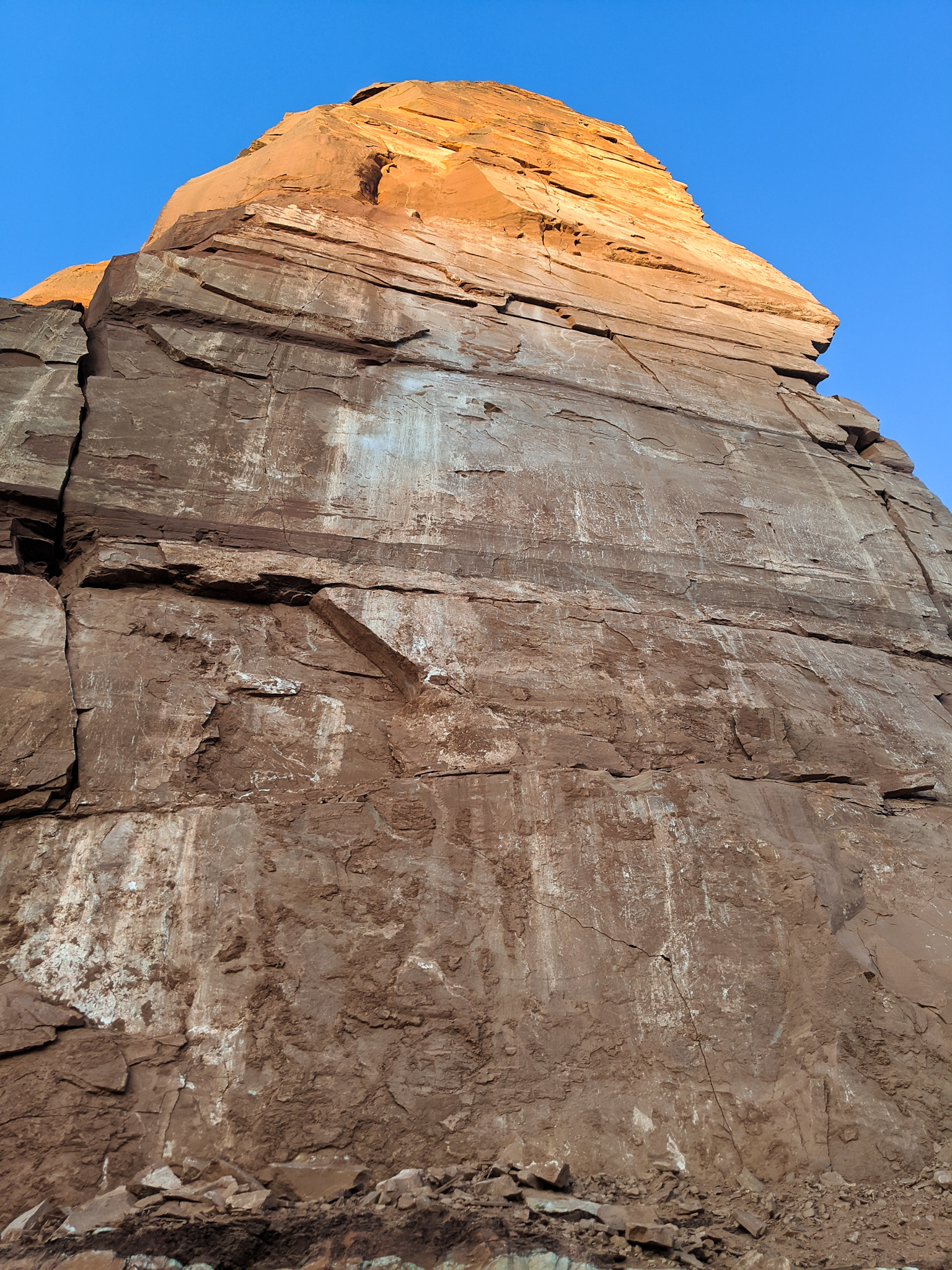 Iconic Desert Rock Climb 'Jah Man' Is Gone