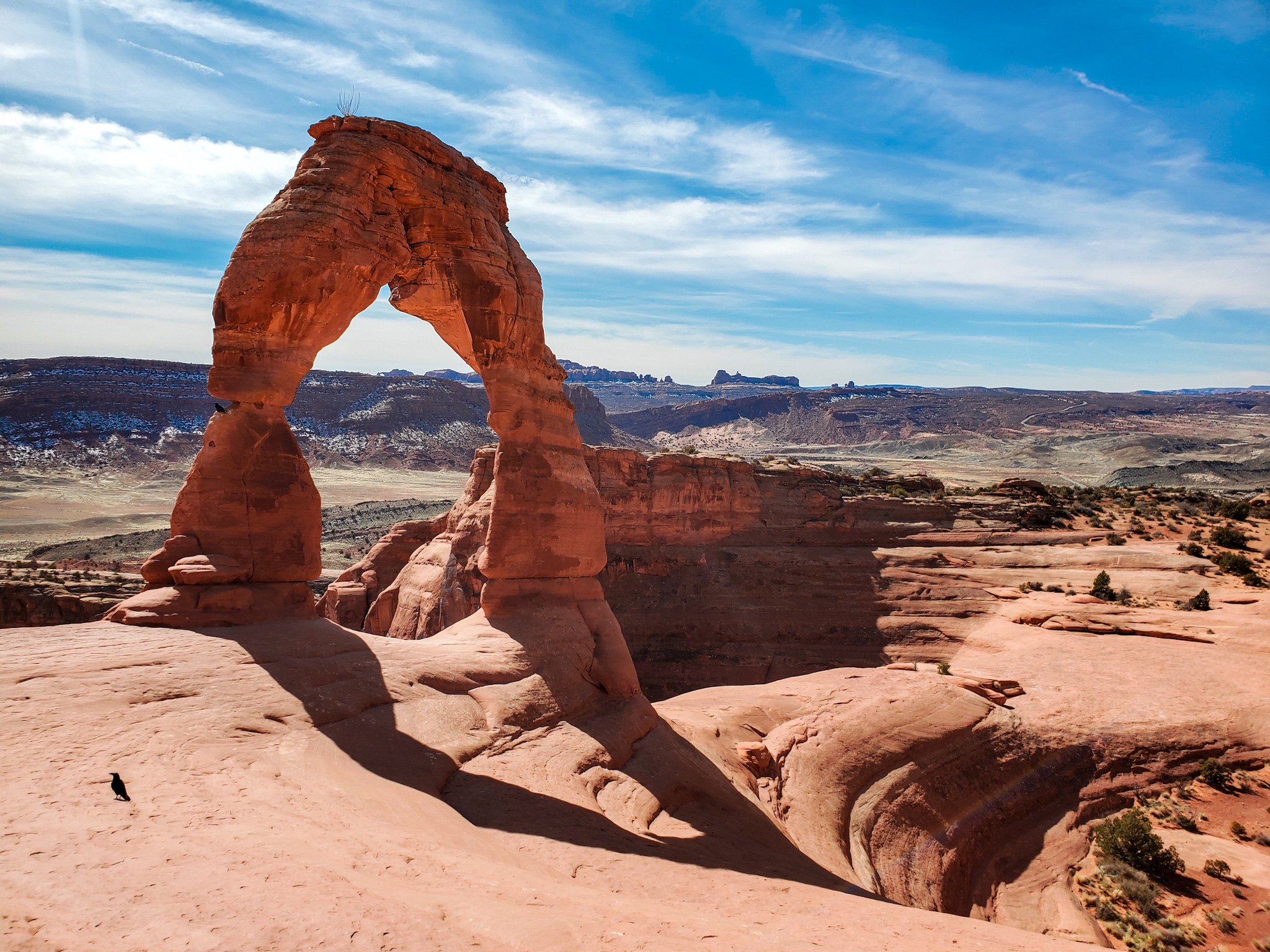best sites arches national park