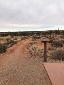 mountain biking conditions in Moab, Utah