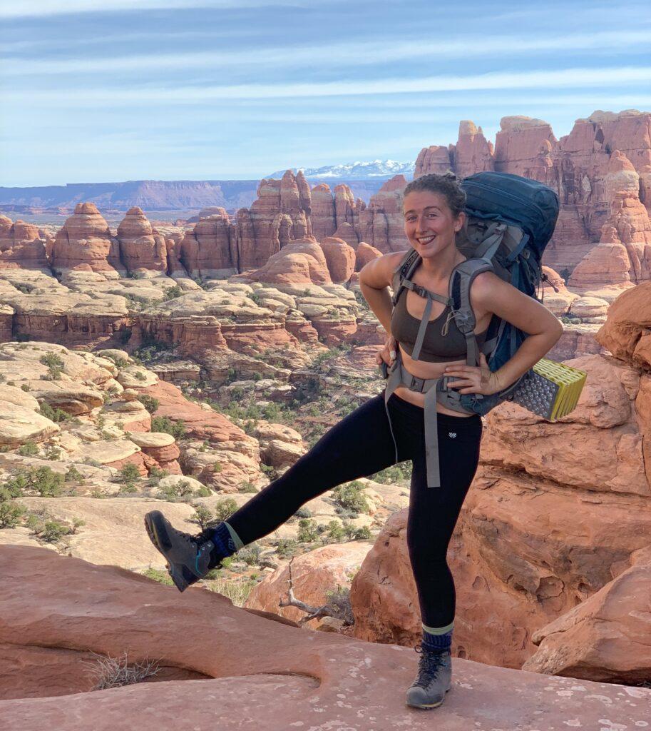 Kaya Lindsay Canyonlands