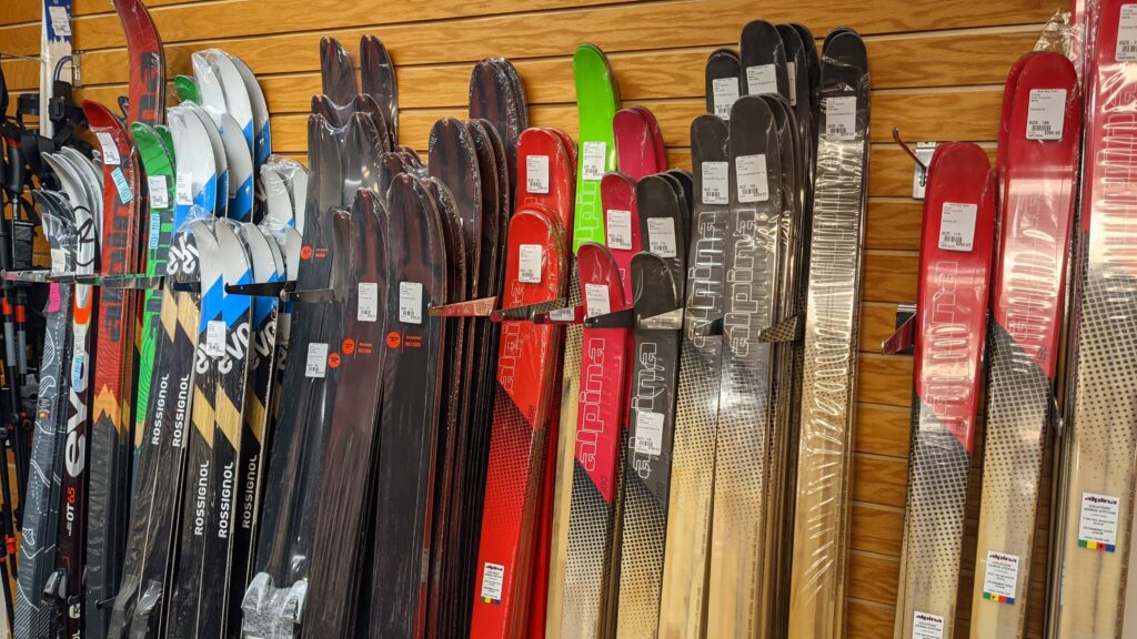 Nordic Skiing Moab Gear Trader