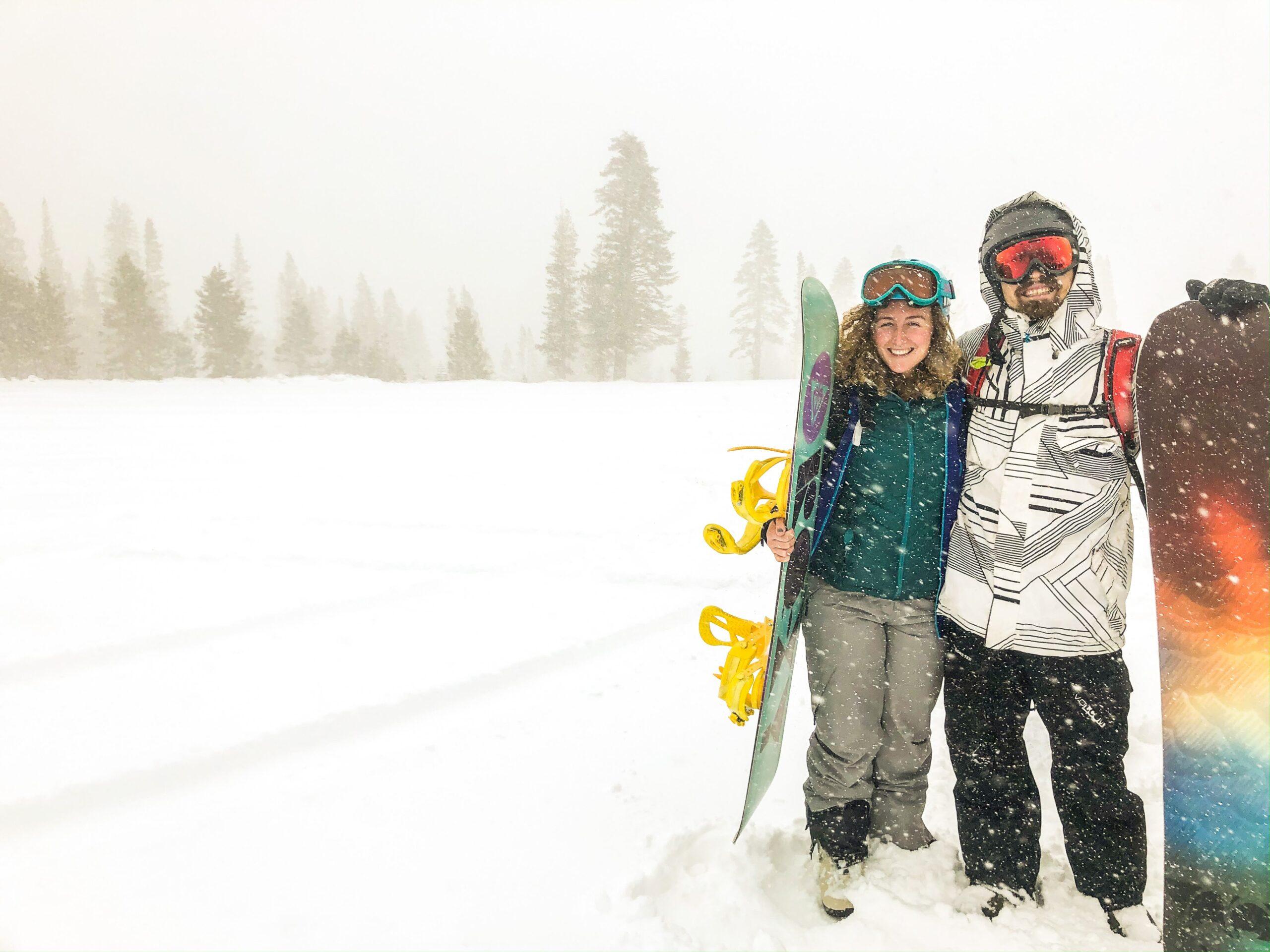 Kaya Lindsay Snowboard