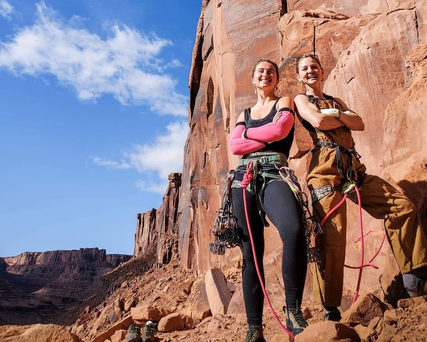 5 Classic Sunny Climbing Walls In Moab to Hit When it's Cold Outside