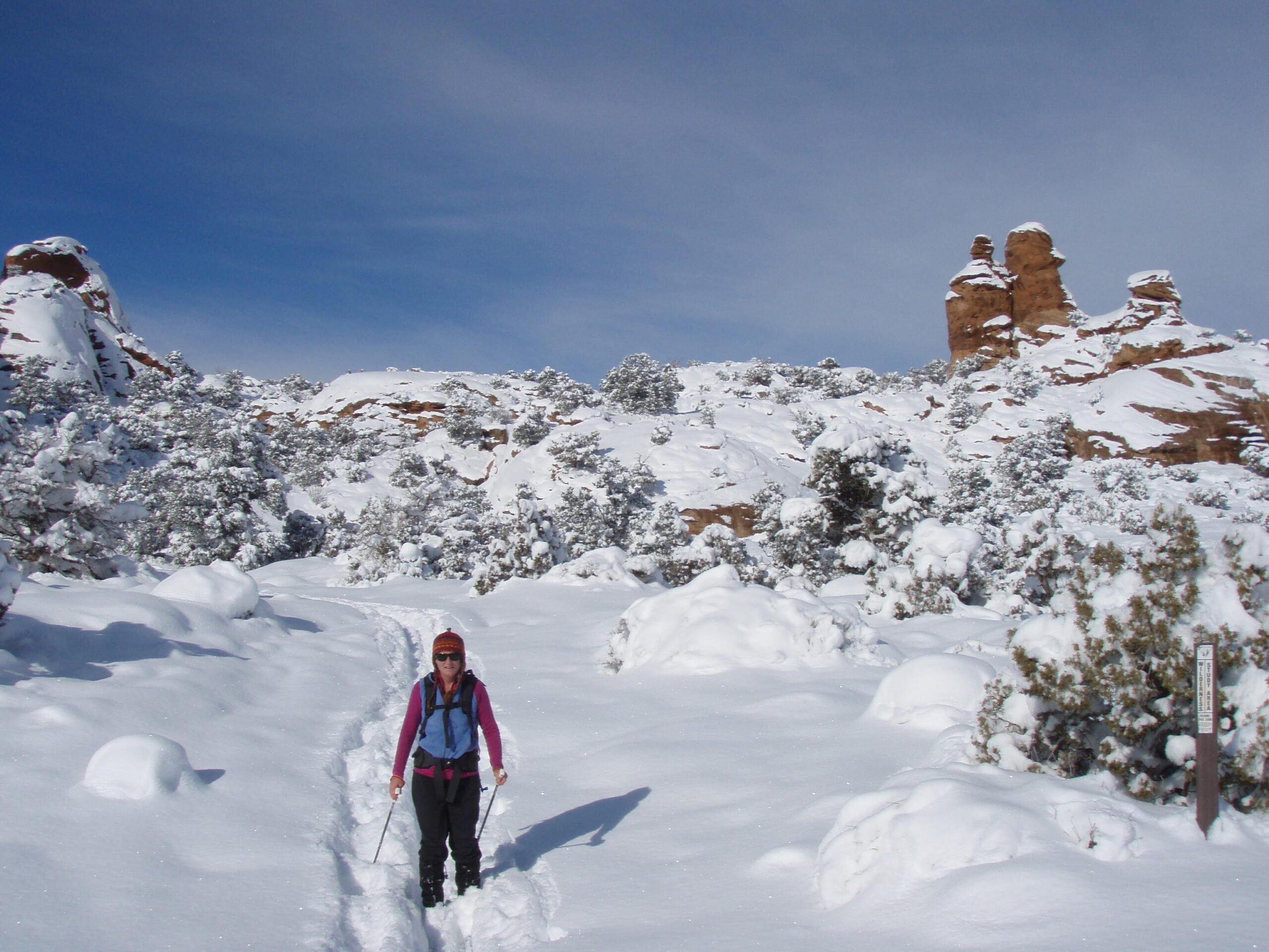 Must Do Winter Moab Hikes