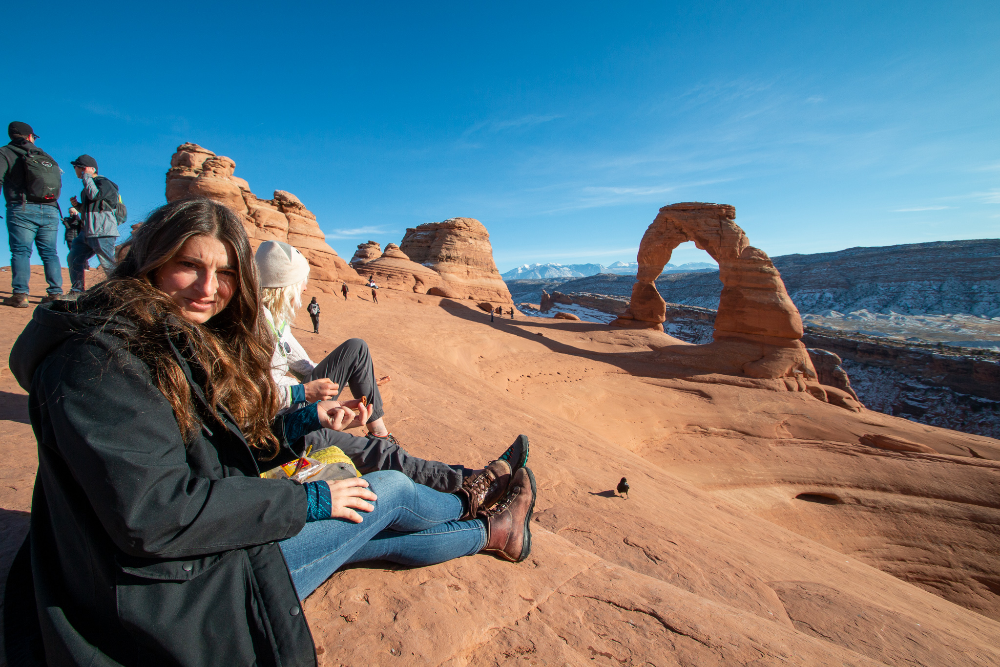 Top Five Visitor Destinations in Moab