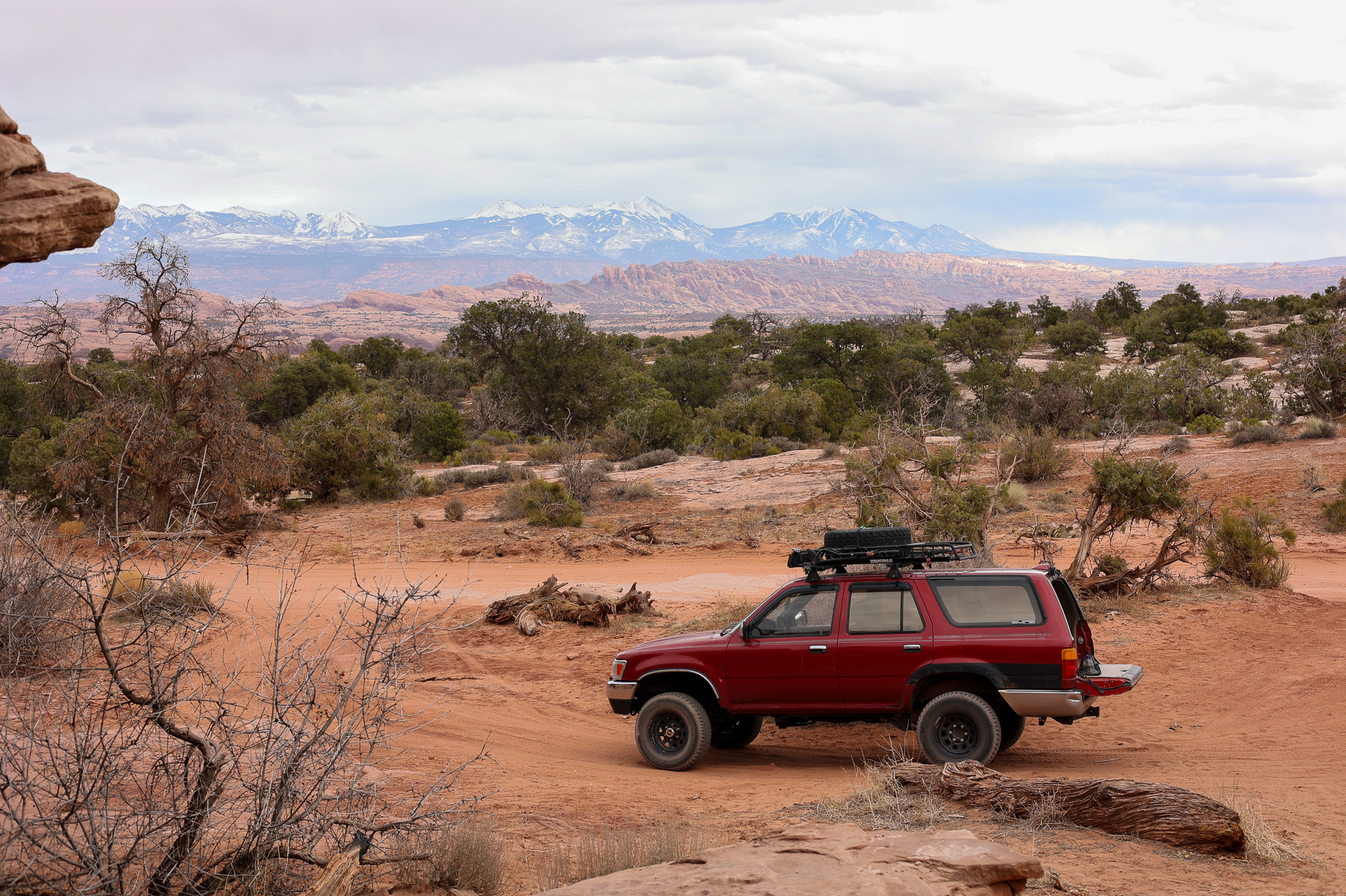 Spring Hiking Trails Around Moab