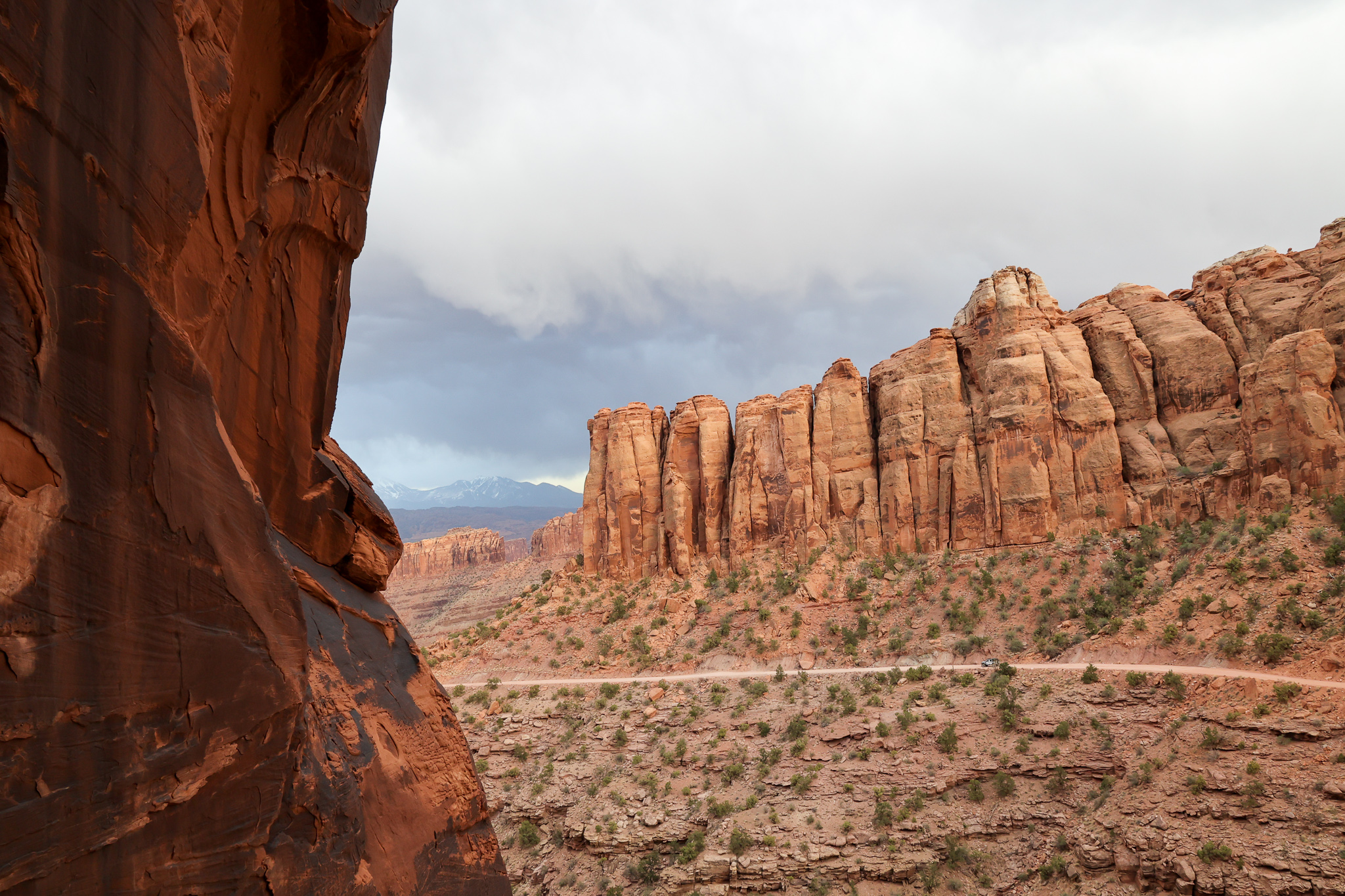 Beginner Mountain Biking Trails in Moab